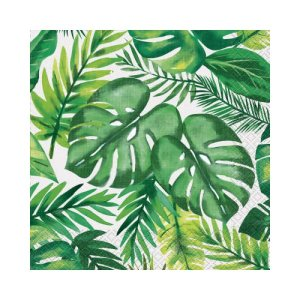 Luncheon Napkins Tropical Luau (16pcs)