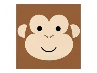 Μαϊμού Χαρτοπετσέτες 16/τμχ