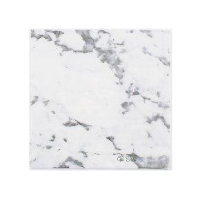 Μαρμάρινο Σχέδιο Άσπρες Χαρτοπετσέτες (16τμχ)