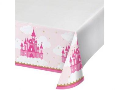Little Princess Plastic Tablecover (121cm x 223cm)
