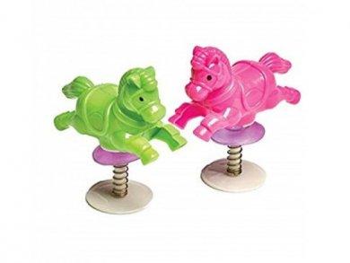 Mini Horse Jump-Ups Party Favors (4pcs)