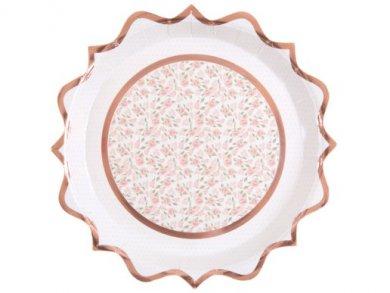 Ballerina Large Paper Plates (10pcs)