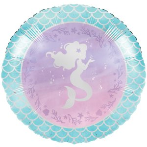 Mermaid Shine Balloon Foil
