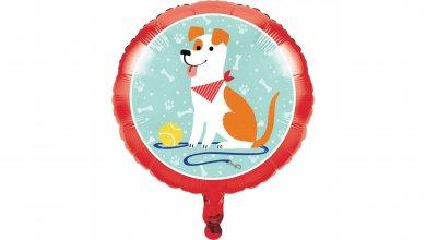 Πάρτυ Με Σκύλους Μπαλόνι Foil