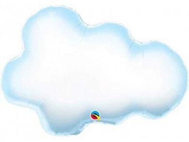Cloud Supershape Balloon (76cm)