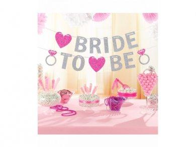 Γιρλάντα Bride to Be (3,65μ)