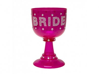 Bride to Be Goblet