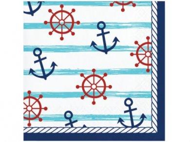 Ναυτικό Αγόρι Χαρτοπετσέτες (16τμχ)