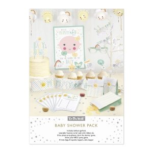 Baby Shower Decorating Kit (27pcs)