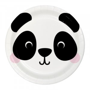 Panda - Boys Party Supplies