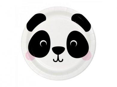 Πάντα Μικρά Χάρτινα Πιάτα (8τμχ)