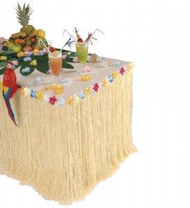Tropical Table Skirt