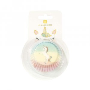 Pastel Unicorn Cupcake Cases Party Accessories