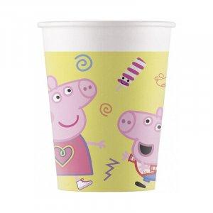 Peppa The Pig Paper Cups (8pcs)