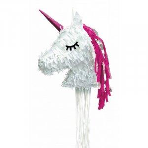 Unicorn Face Pinata