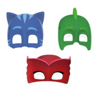 Pj Masks Face Masks (6pcs)
