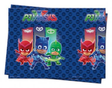Pj Masks Plastic Tablecover Party Supplies For Boys