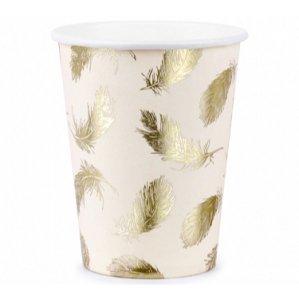 Swan Paper Cups (6pcs)