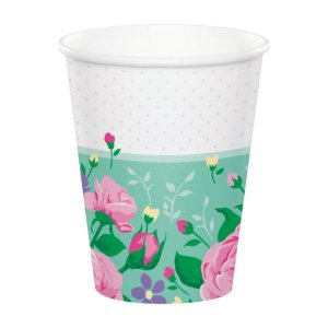 Fairy Sparkle Paper Cups (8pcs)