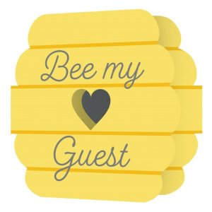 Bumblebee Party Invitations (8pcs)