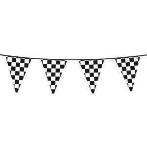 Race Theme Flag Bunting (6cm)