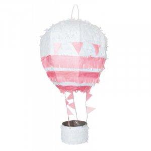 Ροζ Αερόστατο Πινιάτα