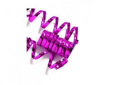 Streamer in Fuchsia Metallic Color