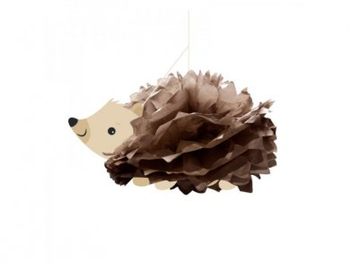 Hedgehog Hanging Decoration (53,3cm x 45,7cm)