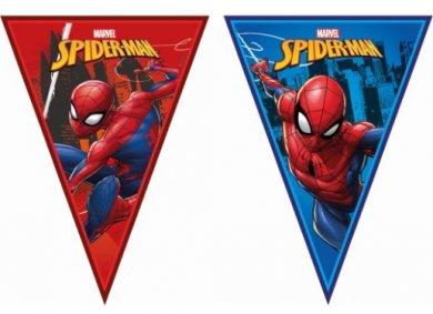 Spiderman Γιρλάντα Σημαιάκια (2,3μ)