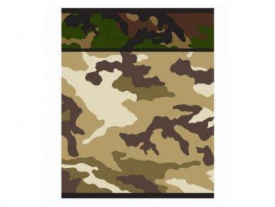 Στρατιωτικό Πλαστικές Σακούλες για Δωράκια (8τμχ)
