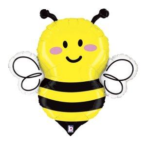Supershape Balloon Bee (86cm)