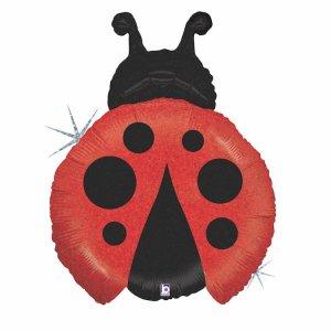 Supershape Balloon Ladybug (69cm)