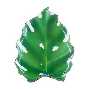 Supershape Balloon Tropical Leaf (58cm)