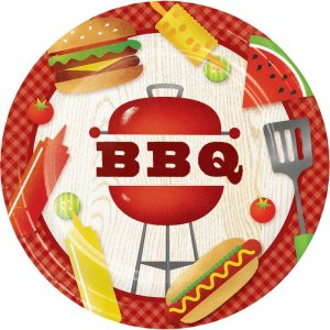 Barbeque - Themed party supplies