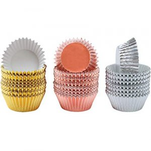 Cupcake Cases - Wrappers - Baptism Party Supplies