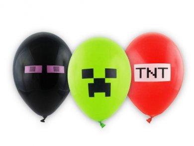 TNT Μπαλόνια Λάτεξ (6τμχ)