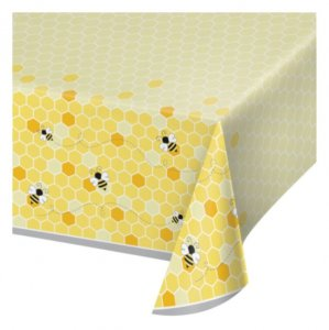 Bumble Bee Tablecover (137cm x 259cm)