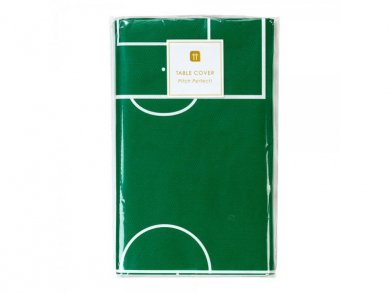 Champion Soccer Paper Tablecover 180cm X 120cm