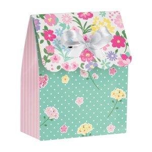 Floral Tea Party Treat Bags (6pcs)