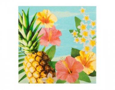 Tropical Paradise Luncheon Napkins (12pcs)