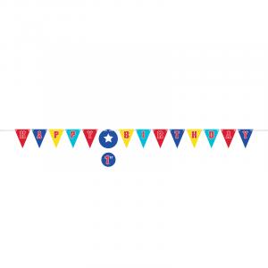 Τσίρκο Γιρλάντα Για Γενέθλια  Happy Birthday (1,8μ)