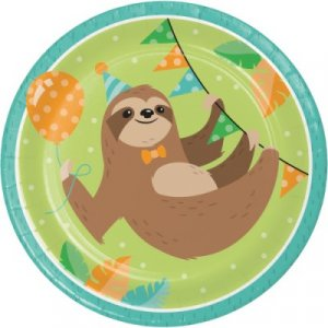 Sloth Party - Party Supplies for Boys