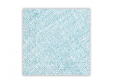 Luncheon Compostable Napkins in Pale Blue Color (20pcs)