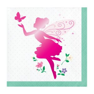 Beverage Napkins Fairy Sparkle (16pcs)