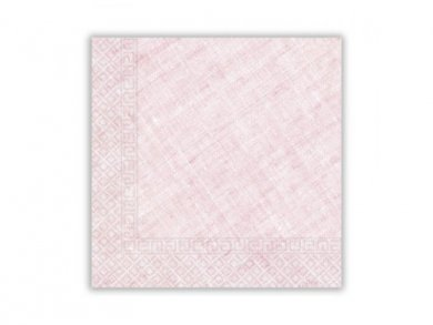 Luncheon Compostable Napkins in Pink Color (20pcs)