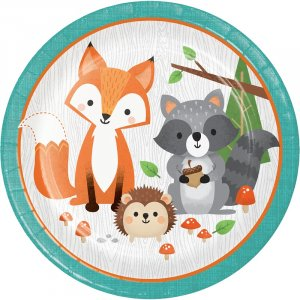 Wild Animals - Boys party supplies